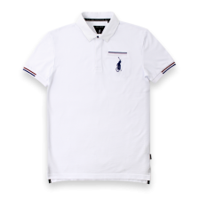 Giro Polo - White