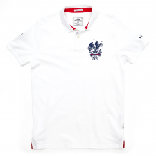 Heritage Polo - White
