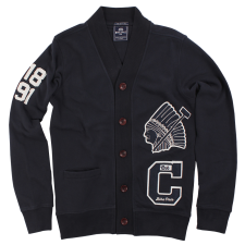 Tournament Cardigan - Navy