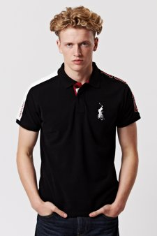Wicklow Polo Sale - Black