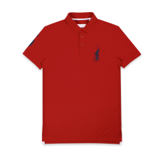 Classic Polo - Red